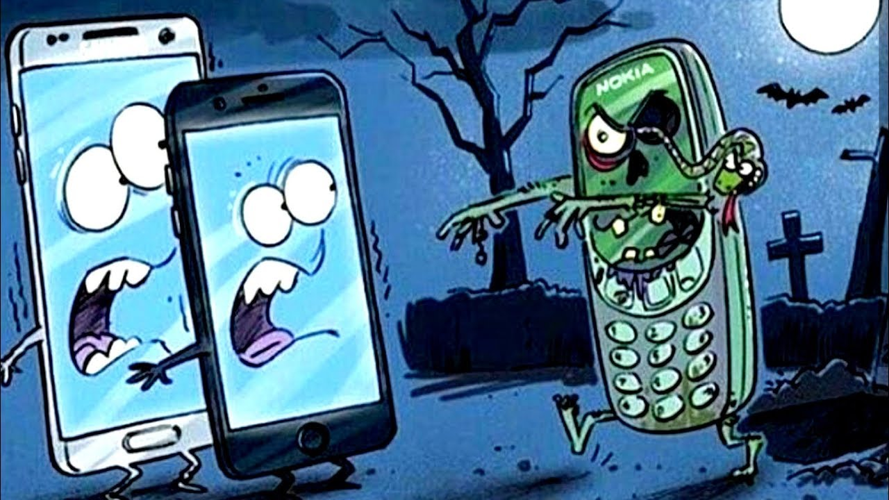 Funny technology