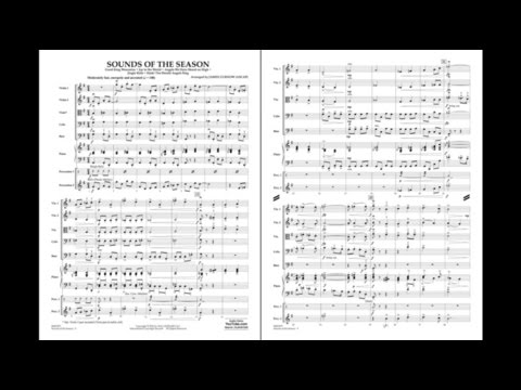 Sounds of the Season arranged by James Curnow