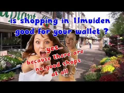 shoppen in Amsterdam Parijs Londen of IJmuiden