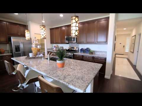 The Pepperwood Model Home at Parkside | New Solar Homes by Lennar