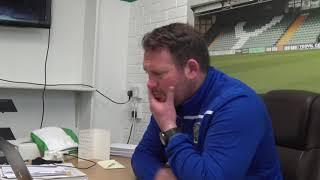INTERVIEW | Darren Sarll pre-Boreham Wood