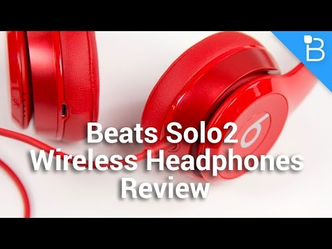 Beats Solo2 Wireless Headphones Review