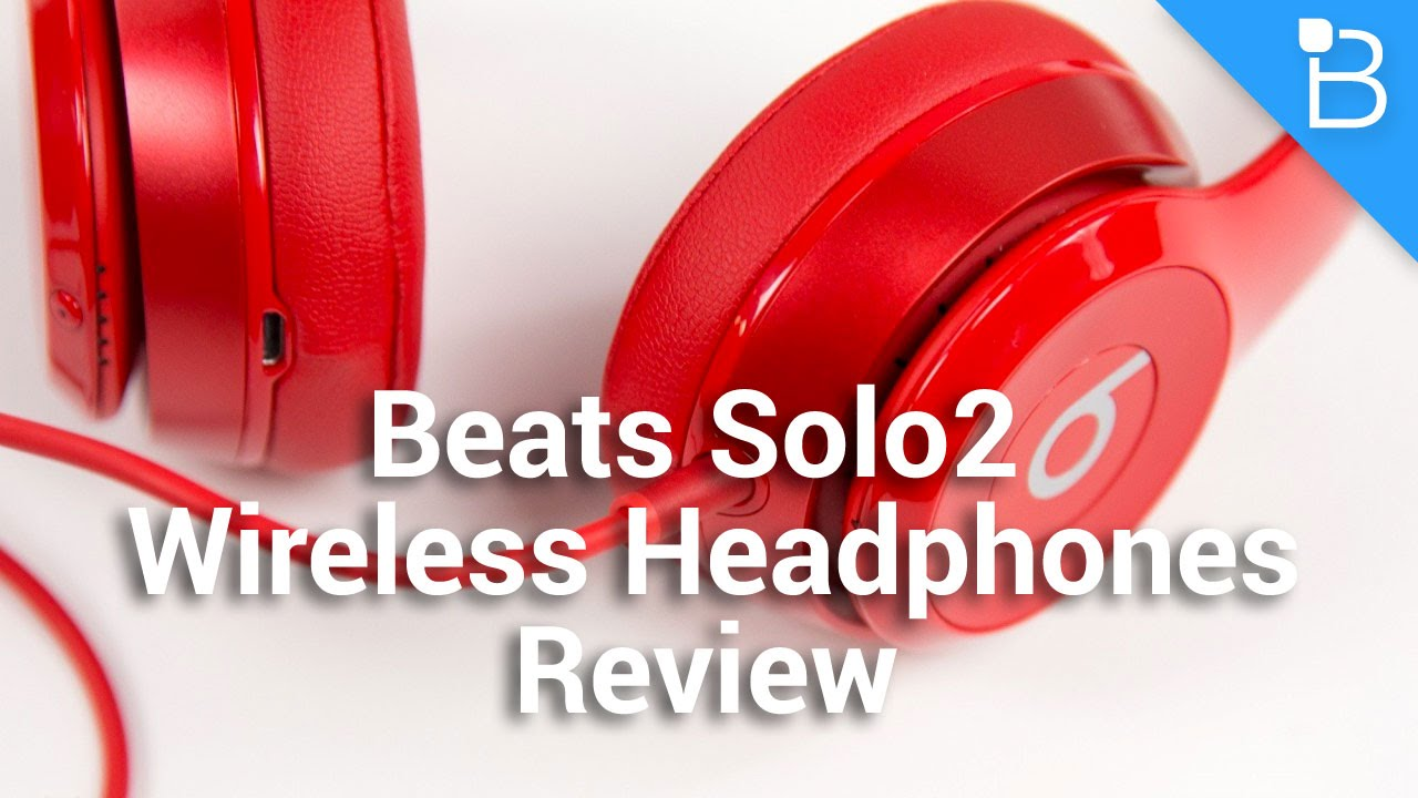 Beats Solo2 Wireless Headphones Review Youtube