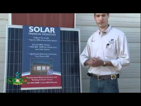 How solar power works: A tv show I worked for