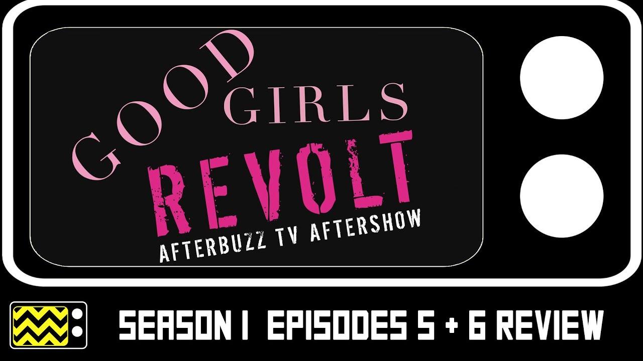 Download Good Girls Revolt Season 1 Episodes 5 & 6 Review & After Show | AfterBuzz TV