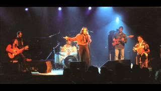 Myriam Sultan - Habibi live - Festival La Fiesta des suds