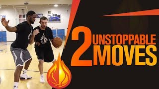 2 UNSTOPPABLE Midrange Moves with Coach Drew Hanlen