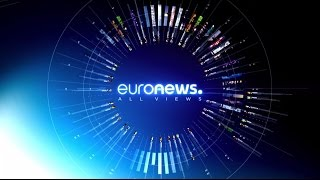 Euronews: the most watched news channel in Europe Video
