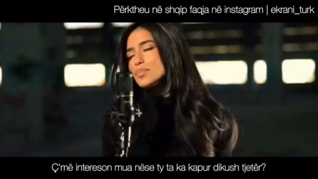 Rafet El Roman feat. Derya - Unuturum Elbet | Me Titra Shqip