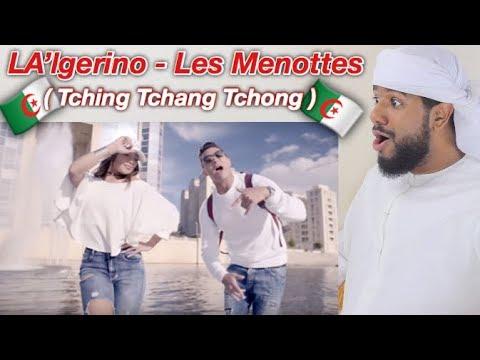 رد فعل خليجي على أغنية لأجرينو في أغنية ( L'Algérino - Les Menottes (Tching Tchang Tchong