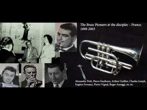 The Brass Pioneers & the disciples – France, 1898-2003