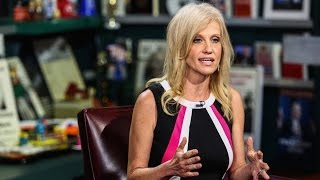 Kellyanne Conway Thinks Her Critics Are All Just Anti-Woman