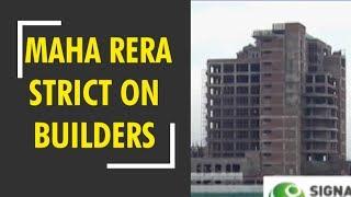 'Builder must provide their bank account detail': Maharashtra RERA