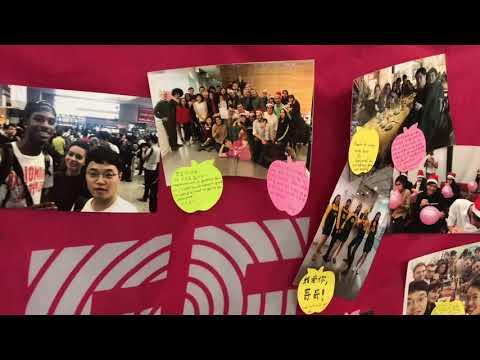 FIRST WEEK AT EF SHANGHAI