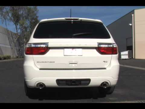 2012 Dodge Durango V8 R/T - MagnaFlow Exhaust Part #15068