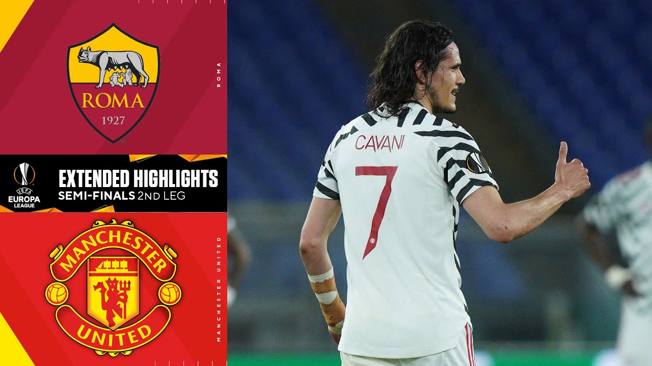 Roma vs. Manchester United score: Live updates, highlights with ...