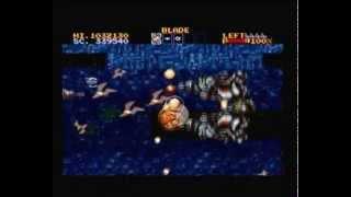 Thunderforce Gold Pack 2 Sega Saturn