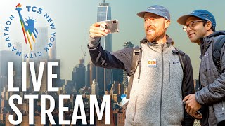 New York City Marathon 2019 Livestream - Mile 22
