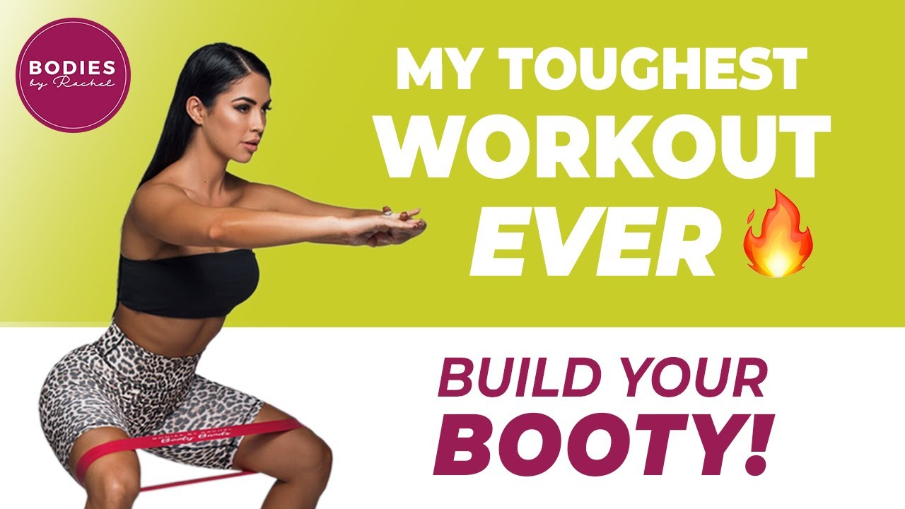TOUGHEST BOOTY BUILDER WORKOUT!