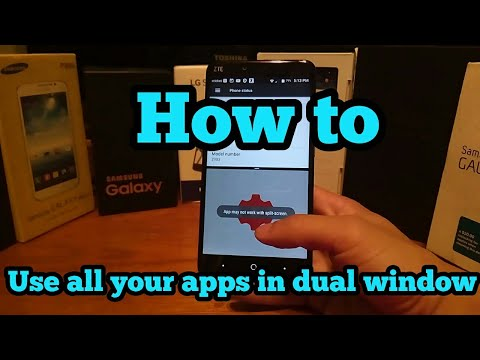 How To Use Any App With Dual Window/Split-Screen On Android 7.0 And Higher