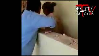 Two young Children rescued from collapsed school building - Mexico Earthquake Sept.19th 2017
