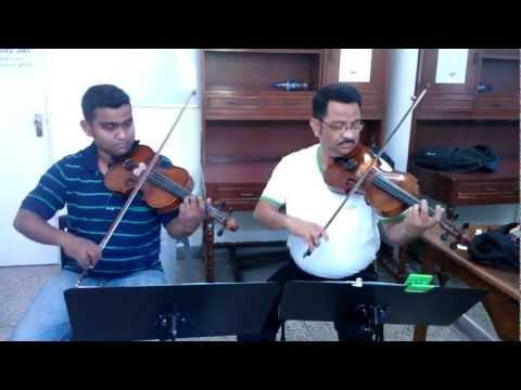Canadian Barn Dance Duet Violin