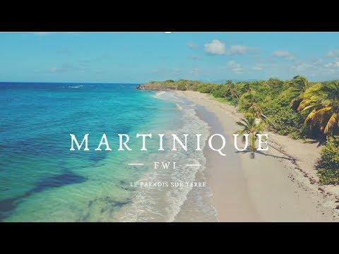 La Martinique, l'une des plus belles îles du monde
