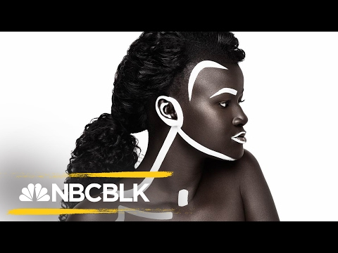 Young, Gifted & Black: Khoudia Diop, Melanin Goddess   NBC BLK   NBC News