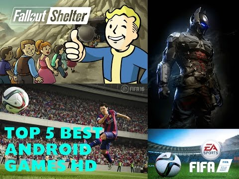TOP 5 лучших игр на Android и IOS HD ( Adventure , Sport , Arcade , Fighting )
