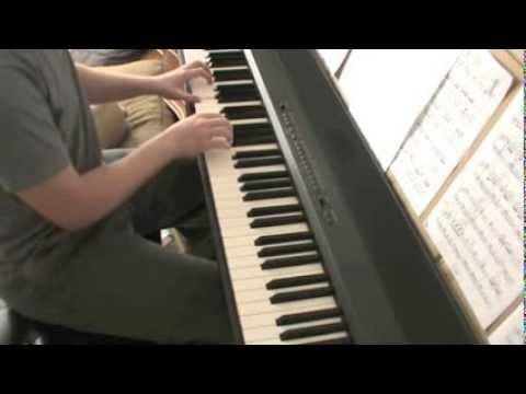 (Piano) Tool - Schism (Sort of)