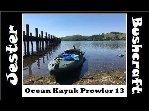 Ocean Kayak Prowler 13 - Quick Intro