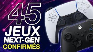 45 JEUX NEXT-GEN : tous les jeux PS5 / Xbox Series X CONFIRMÉS [partie 1 - jeux 01 à 23]