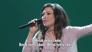 Break Every Chain/Tis So Sweet - Kari Jobe - Gateway Church