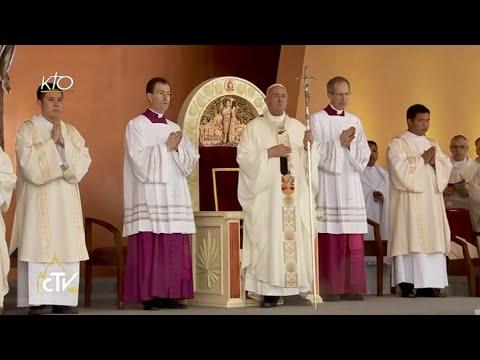 Messe du Pape François à Manille