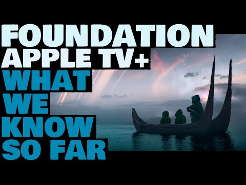 Foundation Apple TV Show: What We Know So Far