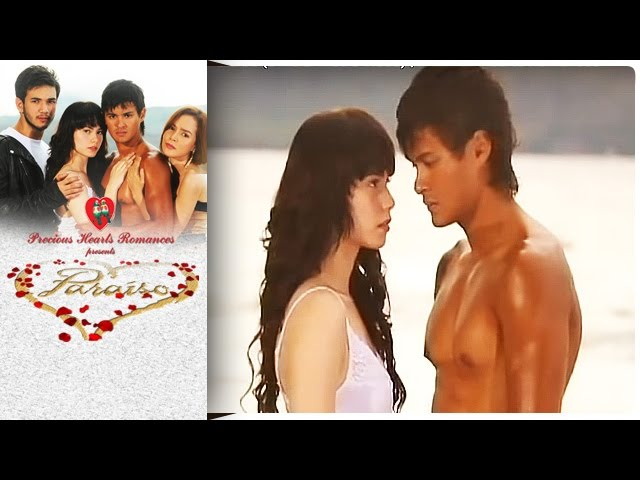 Liezel Garcia - Ikaw Lang At Ako    Paraiso (Official Music Video)   Precious Hearts Romances