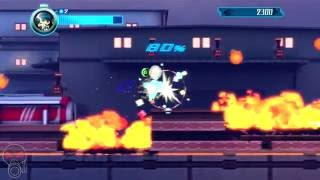 Mighty No. 9 | PC Gameplay | 1080p HD | Max Settings