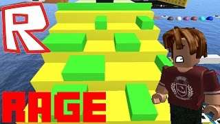 ROBLOX: Mega Fun Obby - Stages 493-519 - The Rage is Back!!