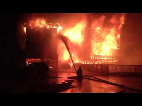 Seven C's condo fire