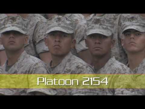 2nd Battalion Golf Company Platoon 2154