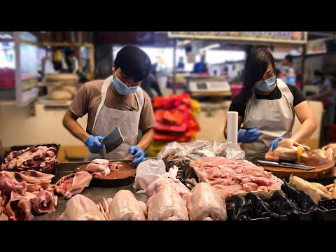 Seremban Wet Market Experience Before CMCO 2020 | Pasar Besa