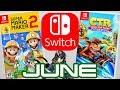 Top 10 Nintendo Switch Games Coming June 2019!