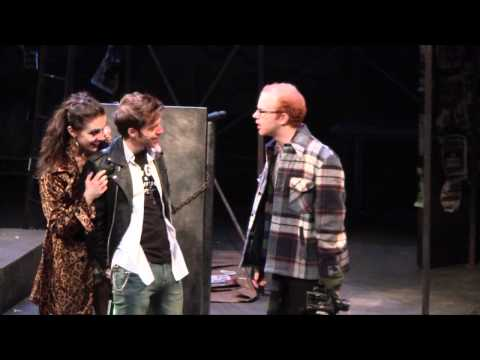 Check out a preview of RENT!