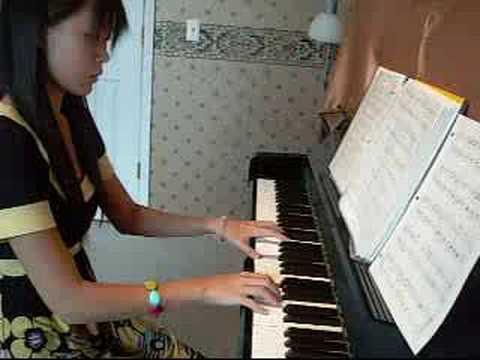 I Believe - My Sassy Girl OST - Piano