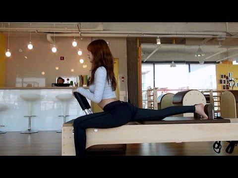 K-Pop Idols In The Gym - Working Out (from Secret Weapon, Her)