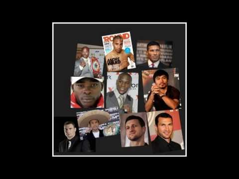 BOXING'S POUND 4 POUND LIST TOP 10, NEWLY UPDATED