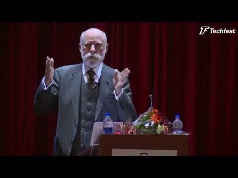 Vint Cerf - Lecture Series, Techfest-2015, IIT Bombay