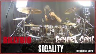 BILLYBIO - SODALITY - Drum Performance by Raphael Saini
