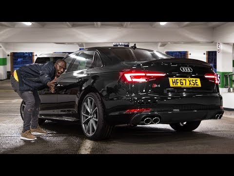 2018 Audi S4 Saloon Unboxing Review - 410 BHP & First In UK With CARBON PACK!