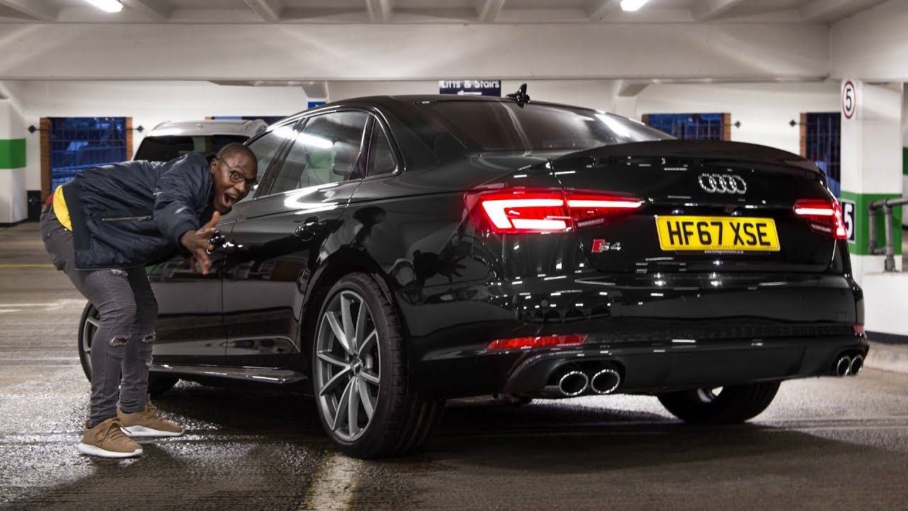 2018 Audi S4 Saloon Unboxing Review 410 Bhp First In Uk With Carbon Pack